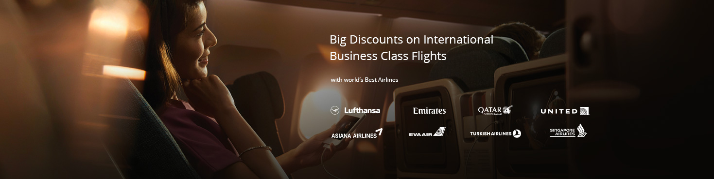 business class deals, business class discounts, business class specials,  business class offers, business class airfare deals, business travel deals, business class flight deals